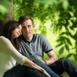 Engagement Shoot Photos At Princes Street Gardens With Caroline And Graham 05