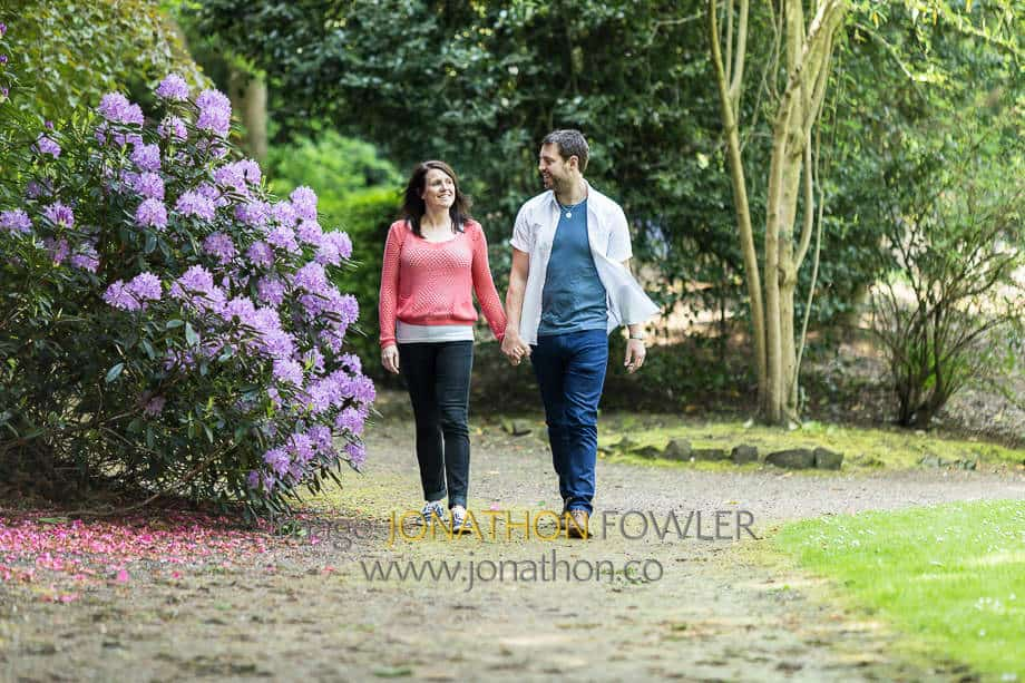 Engagement Photo Shoot At Queen Street Gardens - Jennifer And Troy 020