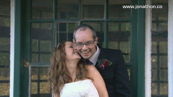 Edinburgh Napier University Craighouse Wedding