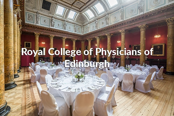 Royal College of Physicians of Edinburgh Photographer