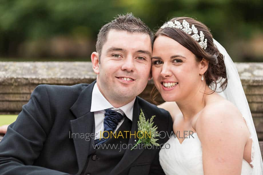 Royal Musselburgh Golf Course wedding