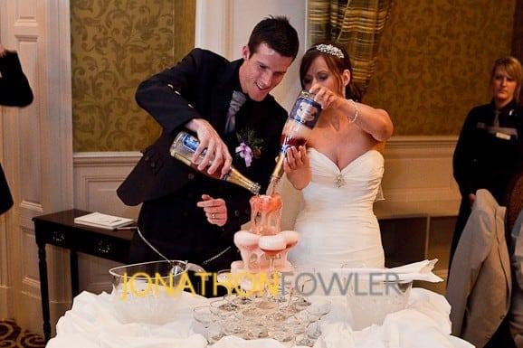 Seamill Hydro wedding - Michelle and Alan