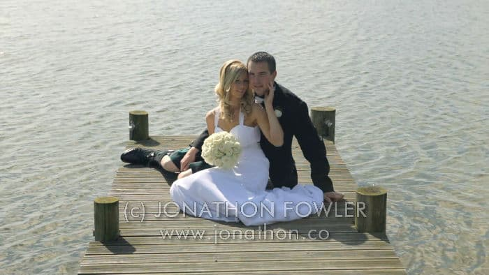 The Vu Wedding Christina and James