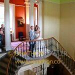 Emily and Craig Wedderburn Castle wedding