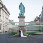 Wedding At The George Hotel Edinburgh - Karyn and Christopher