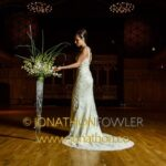 commercial photographer Edinburgh La Novia Bridalwear