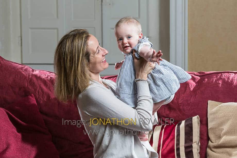 baby photographers in Edinburgh