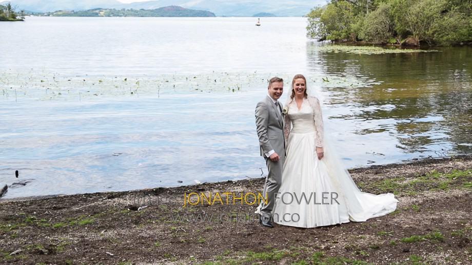 Graham and Jane at Loch Lomond