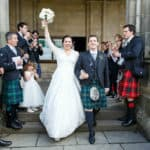Gordon and Melissa – St Salvator's Chapel St. Andrews