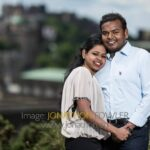 Couple Photographer At Calton Hill In Edinburgh With Sumana And Vel 068