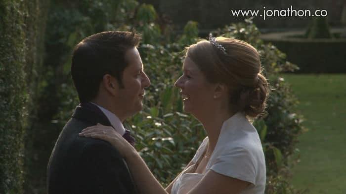 Karen and David Balbirnie House wedding