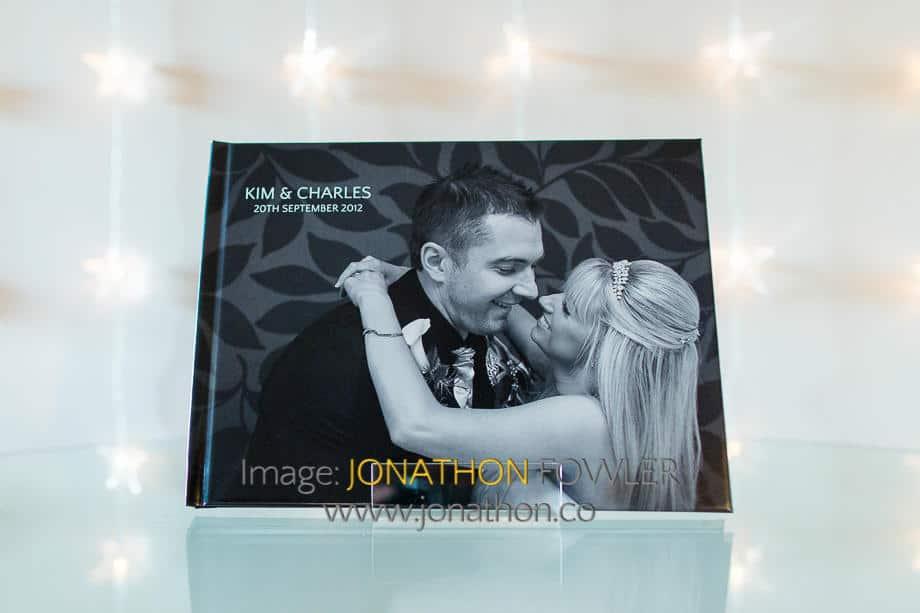Kim and Charles Edinburgh Capital Hotel Wedding Album