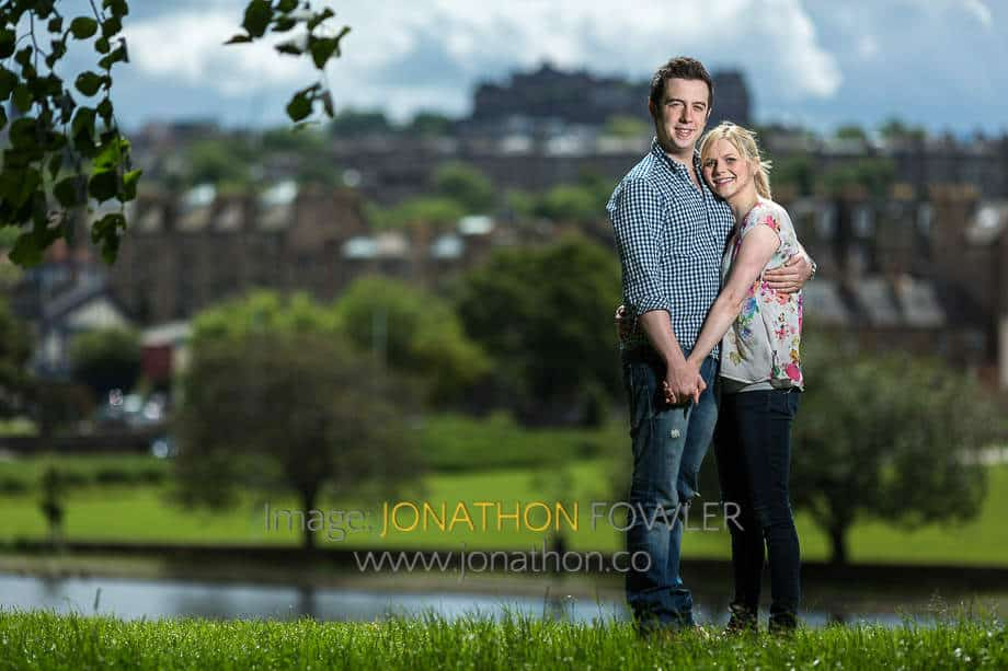 pre-wedding photos at Inverleith Park Clare and Craig 018