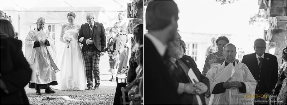 Dunglass Estate wedding album wedding photographers in Edinburgh 11