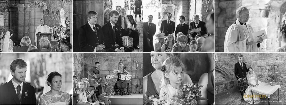 Dunglass Estate wedding album wedding photographers in Edinburgh 12
