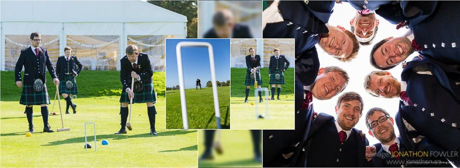 Dunglass Estate wedding album wedding photographers in Edinburgh 5