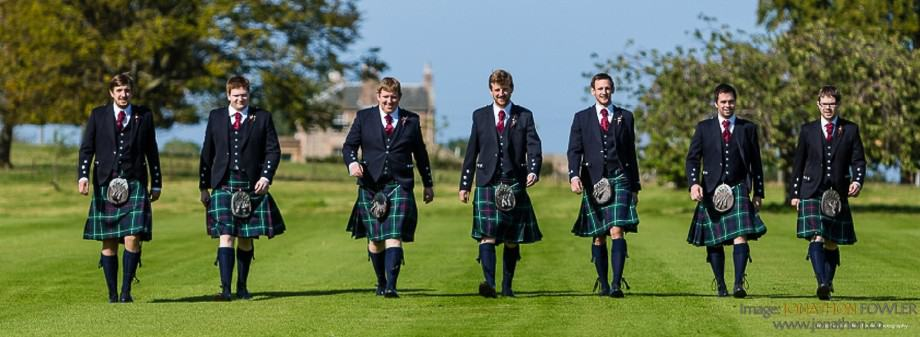 Dunglass Estate wedding album wedding photographers in Edinburgh 6